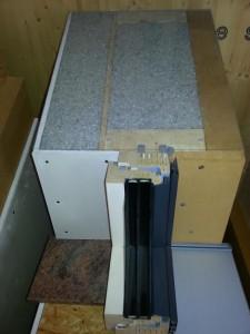 Slika2 - prerez vgradnje stavnovanjskega okna